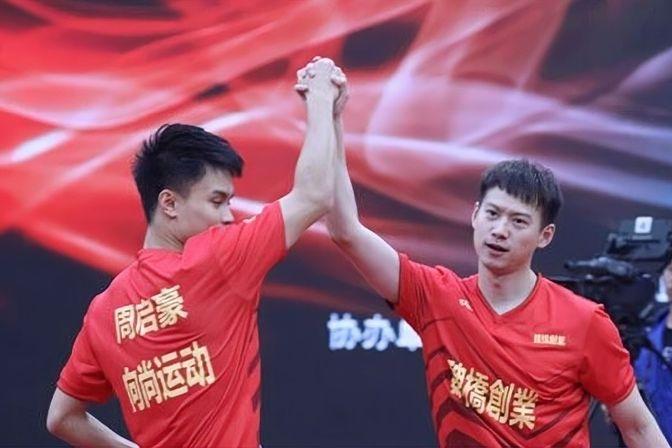 遗憾!国乒猛将周雨宣布退出国家队,夺得乒超冠军,完成夙愿