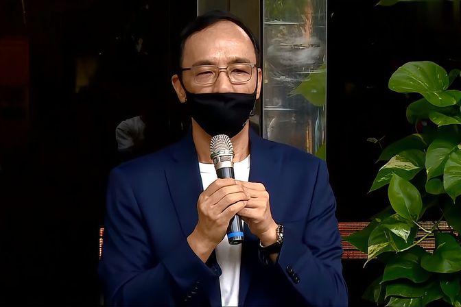 批民进党专断独裁,朱立伦正式宣布参选国民党主席:2022打大胜仗