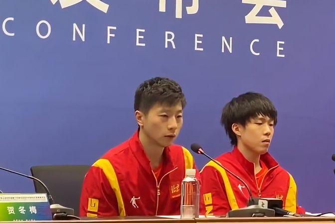 马龙正面回应退役:刘指导还没说让我退,反问记者引全场哄笑