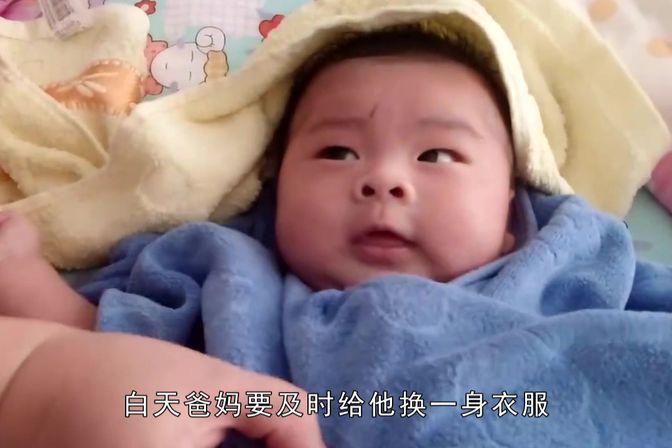 宝宝特别爱出汗,体虚还是缺钙缺营养?这几点妈妈一定要了解