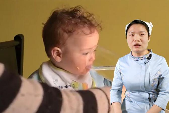 宝宝鼻塞流鼻涕怎么办?两个诀窍教你如何应付