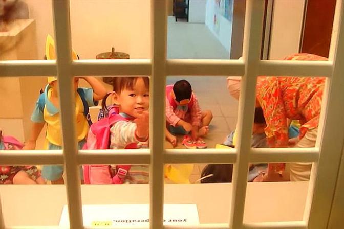 """不是什么事都要""""赶早"""",过早送宝宝进幼儿园并不好!"""