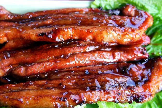这些肉尽量少吃,对孩子身体不好,因为含有亚硝胺