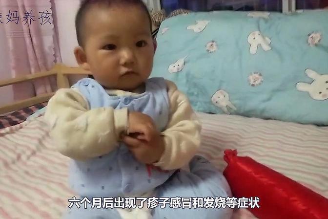 六个月的宝宝,易出现免疫力低下情况,宝妈们根据以下四点来防止