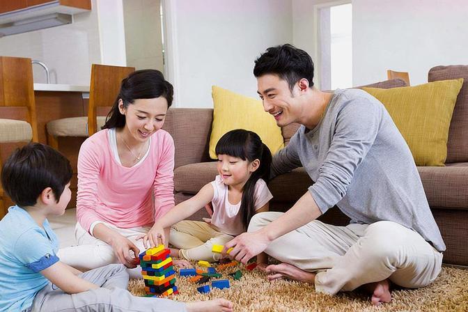 爸爸的陪伴对孩子来说很重要,尤其是上幼儿园以后,差异感立现