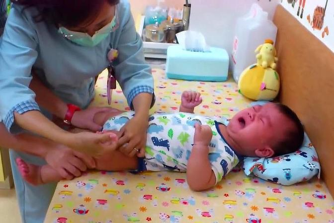 我家宝宝打完疫苗发热是什么情况?该怎么处理呢?