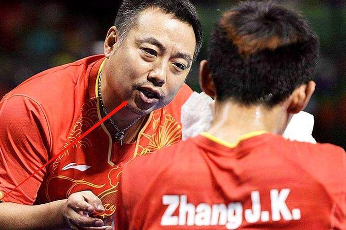 世界冠军被警告!刘国梁良苦用心下狠手,再犯就退出国家队