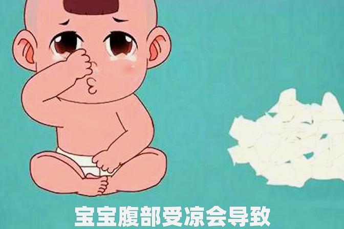 为什么宝宝会拉绿便便