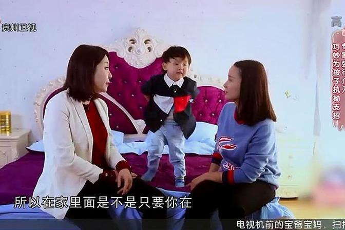 孩子太黏妈妈,育儿师来支招,家有黏妈宝宝不妨来试试!