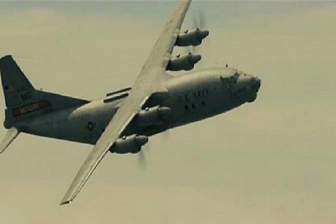 俄罗斯一架载20余人运输机失联