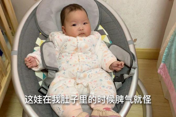 三个月大宝宝一个星期没拉便便,今天拉了四次,宝妈为啥不着急