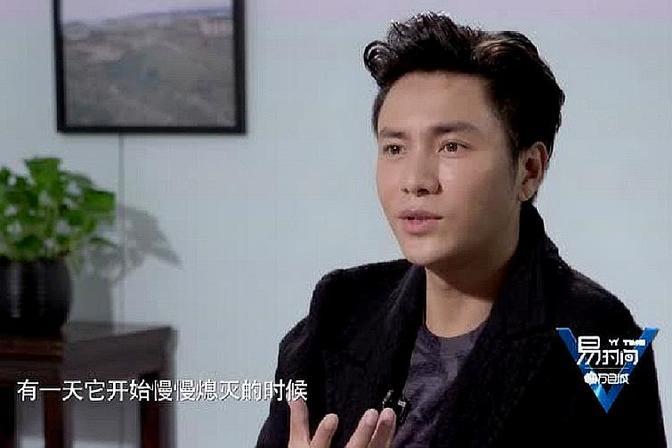 陈坤呼吁给大龄男演员机会