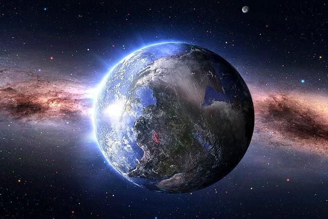 地球未来将多次出现冰河时期,它在进行周期性自我清理?
