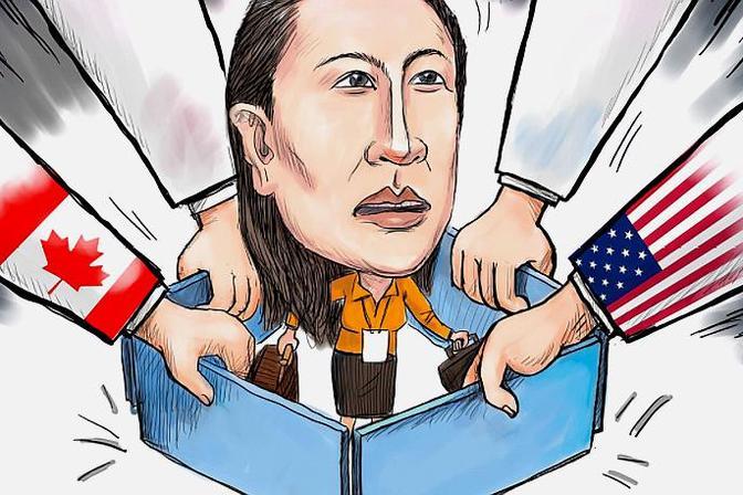 关于华为和孟晚舟案,王毅给出了最明确硬气的回答!