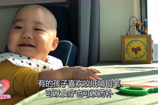 孩子缺锌,身上可能会有这4个特征,家长要正确给孩子补锌!