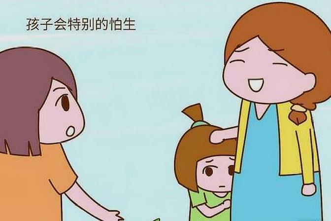 宝宝内向怕生人,赶紧学会这几招,让宝宝变身社交小能手!