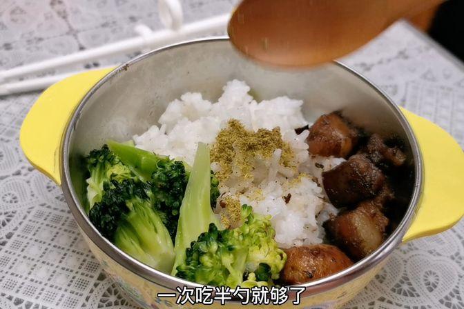这个调料居然能补锌补铁,每次给孩子吃半勺,营养高味道好