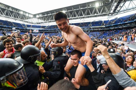 创中国足球历史!武磊身价飙升至1000万欧元 4个月暴涨近3倍