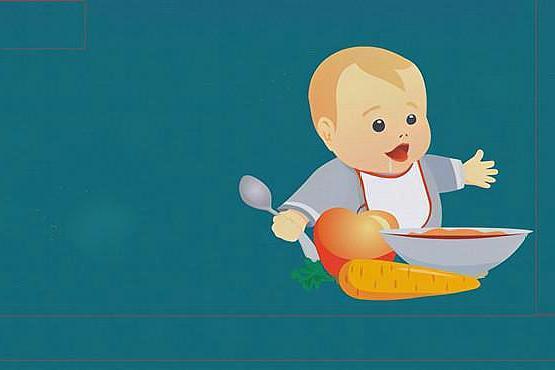 10个月大的宝宝吃什么辅食比较好?可选择提高孩子咀嚼能力的食物