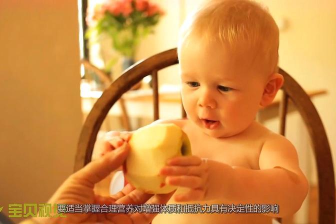 宝宝生病困扰太多宝妈,如何提升宝宝免疫力?这些方法你知道吗