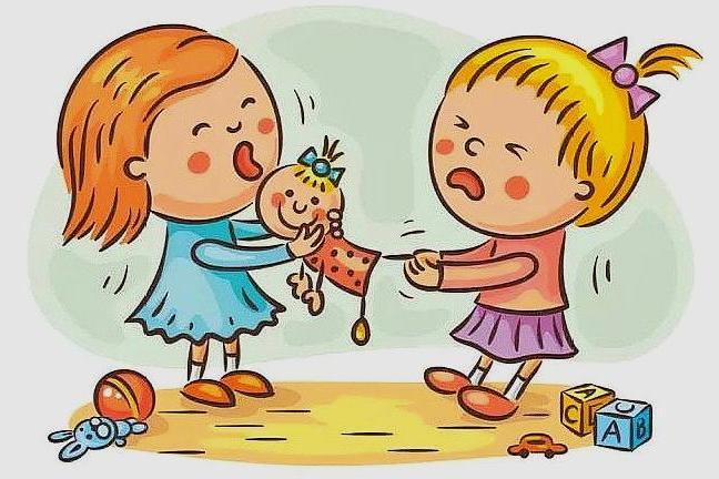 """2岁孩子老是爱""""抢""""别人的东西,家长该怎么办?这里有""""妙招"""""""
