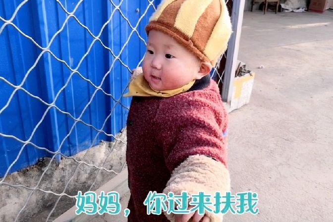 宝宝一岁了还不会走路,扶着,领着走的都很好,就是不敢撒手