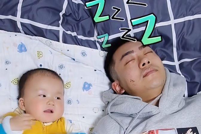 宝宝睡觉很容易醒,总是睡不踏实怎么办?快速入睡靠这个