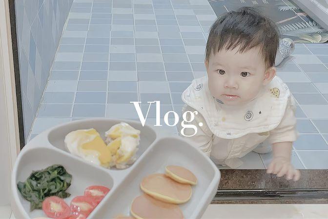 10个月宝宝午餐辅食,做妈妈第一年,带娃日常