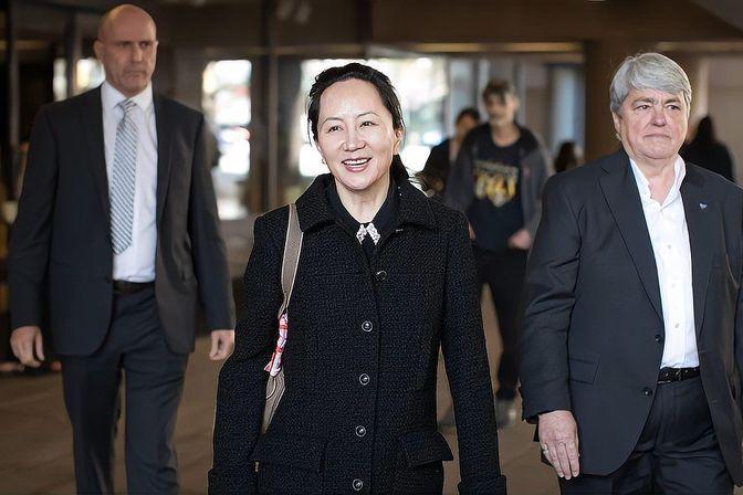 加拿大到底在害怕什么?法庭再次拒绝孟晚舟申请,中方早有言在先