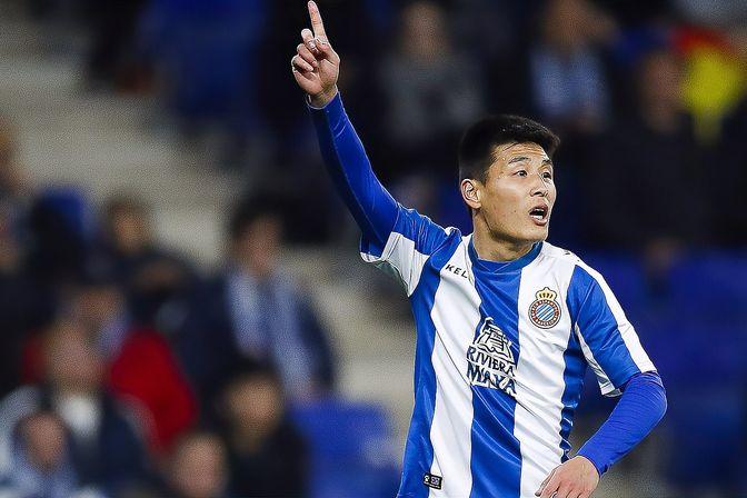武磊身价再度下跌 降至600万欧仍为中国球员最高