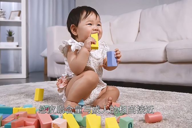 提醒:妈妈给新生宝宝擦香香,千万不能用大人的眼光来要求宝宝