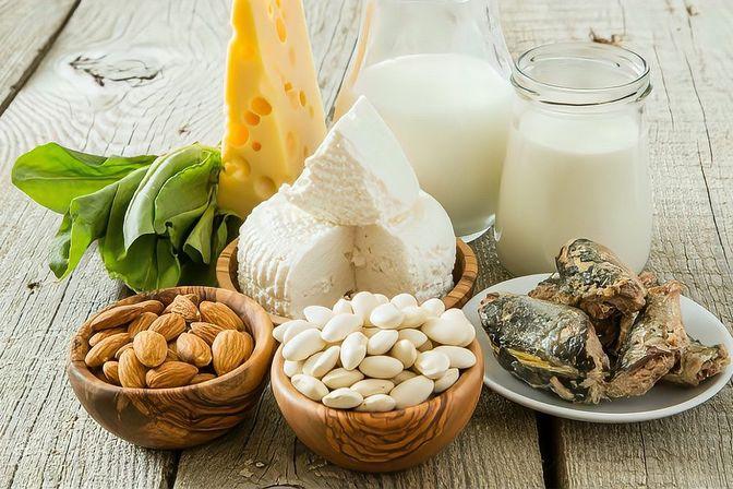 孩子吃什么最补钙呢?儿科医生:不只是牛奶,这些食物也很不错