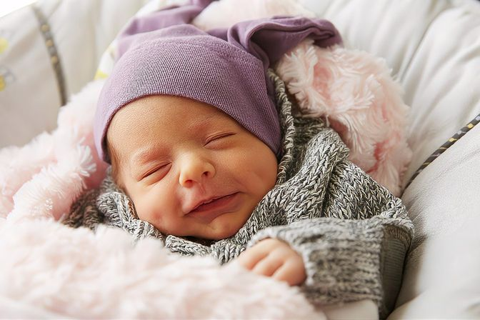 宝宝睡觉总是翻来覆去?不只是调皮而已,多半是这些原因引起的!