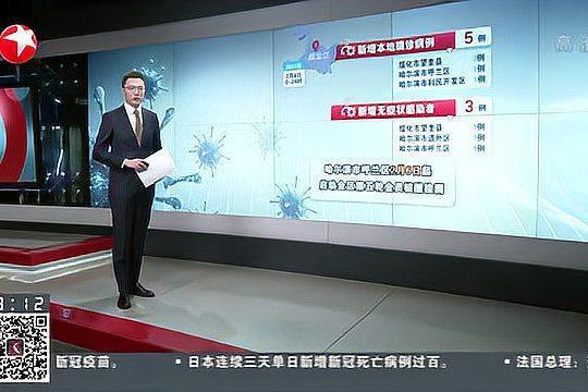 黑龙江:新增本地确诊病例5例