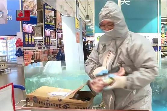 内蒙古一医院环境核酸阳性 已封闭丨广州