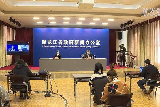 黑龙江1日新增新冠肺炎确诊病例8例 新增无症状感染者4例