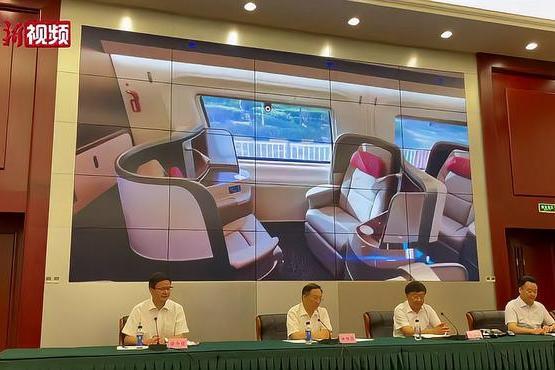 京沪高铁将迎来10岁生日