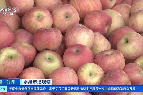 全国水果价格季节性下降