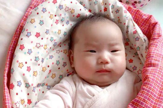 两个月的小宝宝拉肚子,妈妈是这么样解决的!你们有什么好方法呢