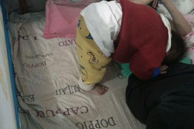 宝宝换了五个奶粉了,还是便秘,看着他便秘的样子,我真的很心疼