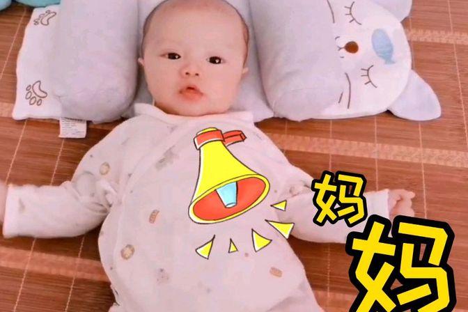 五月大的婴儿想喊喊不出来怎么回事