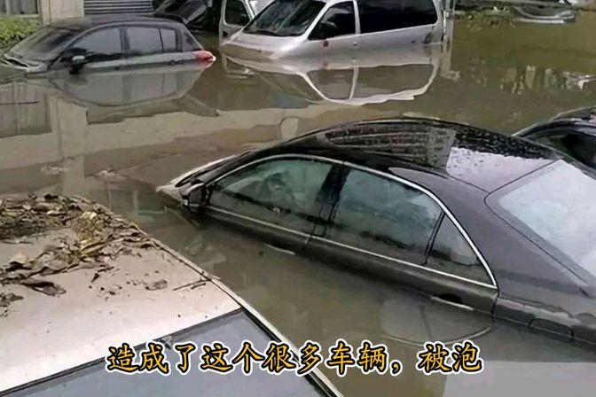 台风黑格比登陆,很多车辆被淹和被砸,保险公司理赔吗?
