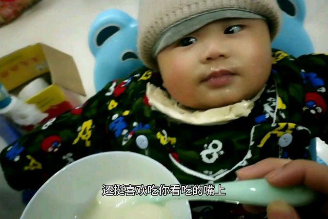5个月宝宝,吃什么辅食!