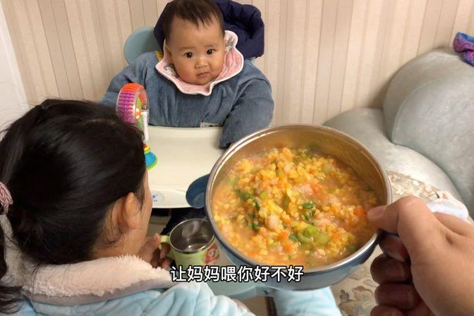 给宝宝用隔水炖锅做辅食,好吃不上火,宝妈们可以尝试下